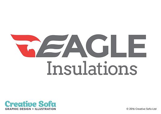 Eagle Insulations Logo Design