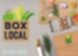 Box Local Logo Design