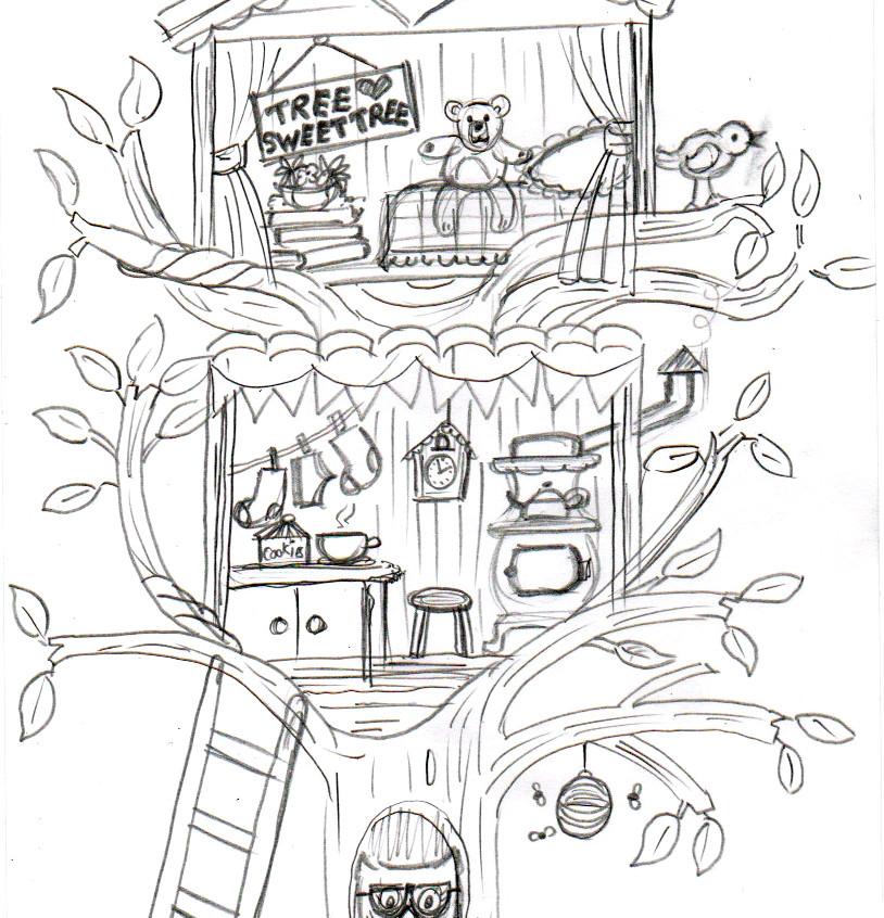 7 Nov. Home Sketch Challenge