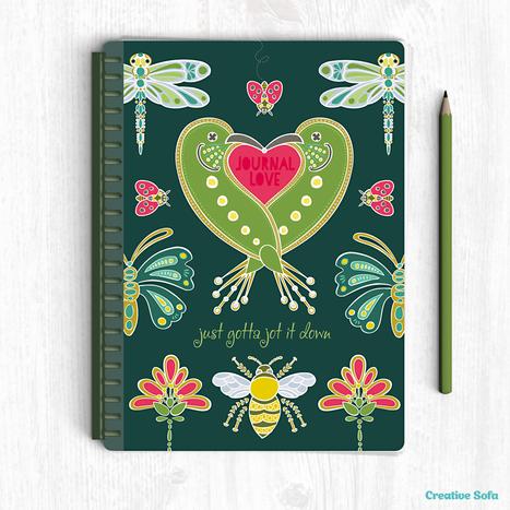 Bugs Journal