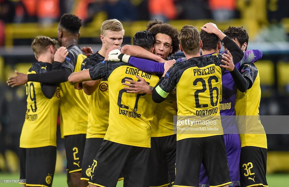 Borussia Dortmund - Getty Images
