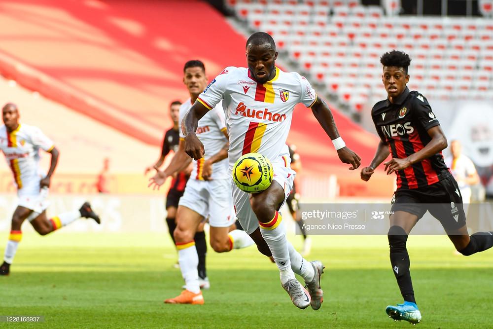 Ignatius Ganago n'a pas marqué face à son club formateur (Getty Images)
