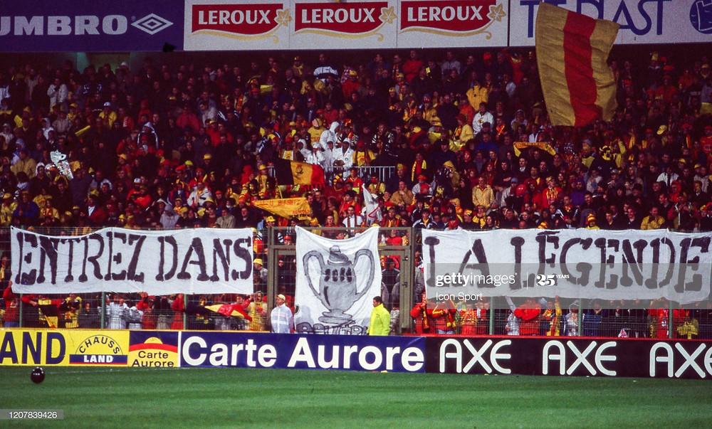 Calais avait pu compter sur l'appui de Bollaert pour venir à bout de Bordeaux (Crédit : GettyImages)