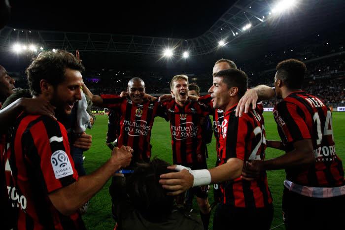 L'OGC Nice, quatrième du dernier exercice, affrontera le Stade Rennais lors de la première journée de Ligue 1.