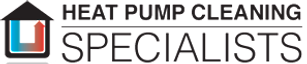 heat pump cleaning specialists logo