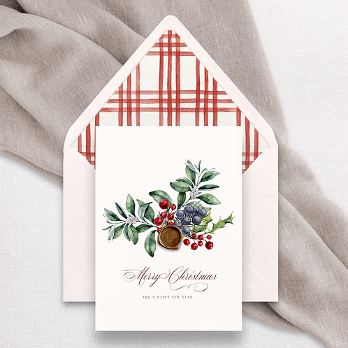 Christmas Card | Merry Christmas