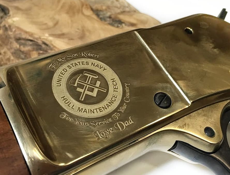 Lever Action Henry Rifle Engraving | Rochester, NY