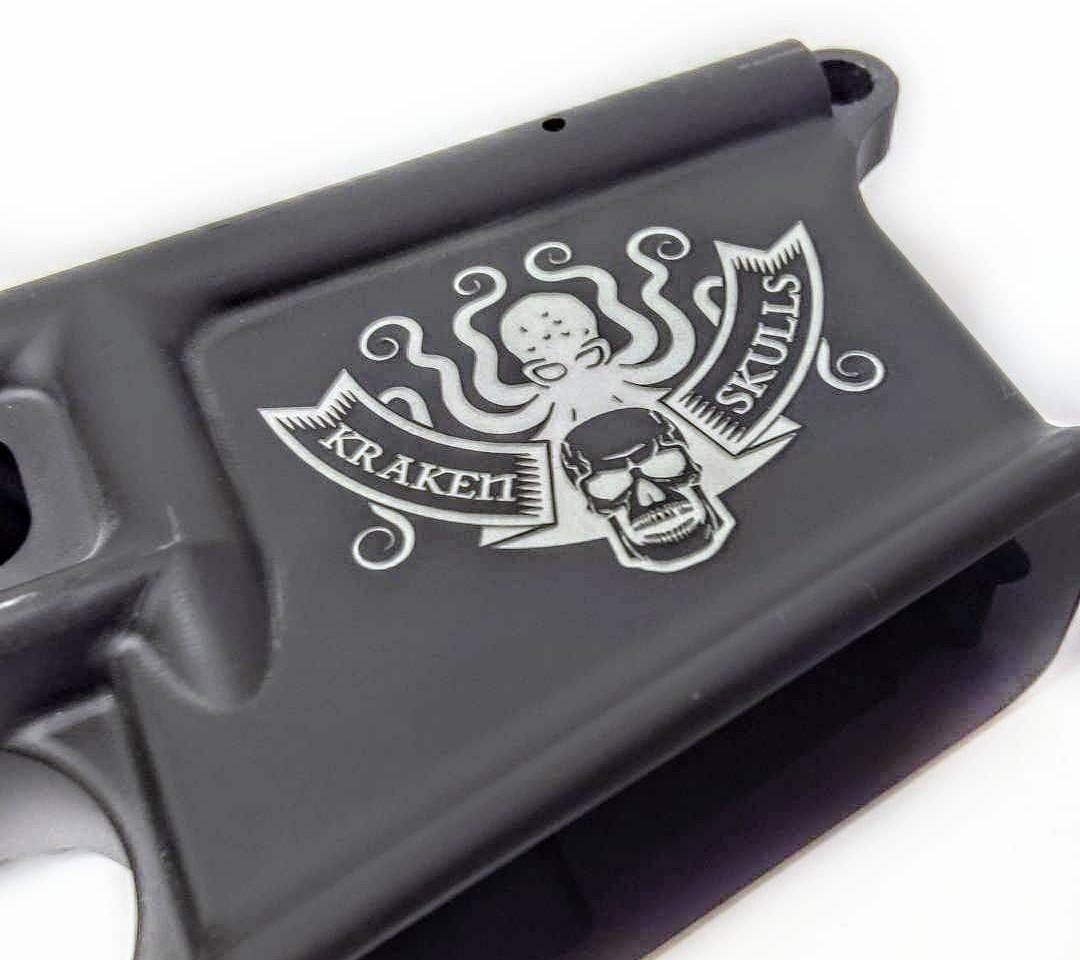 Rifle Engraving   Rochester, NY Firearm Engraver