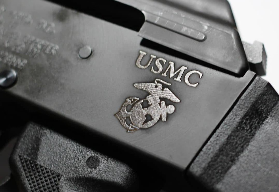 Rifle Engraving   Rochester, NY - Your Local Engraving Expert