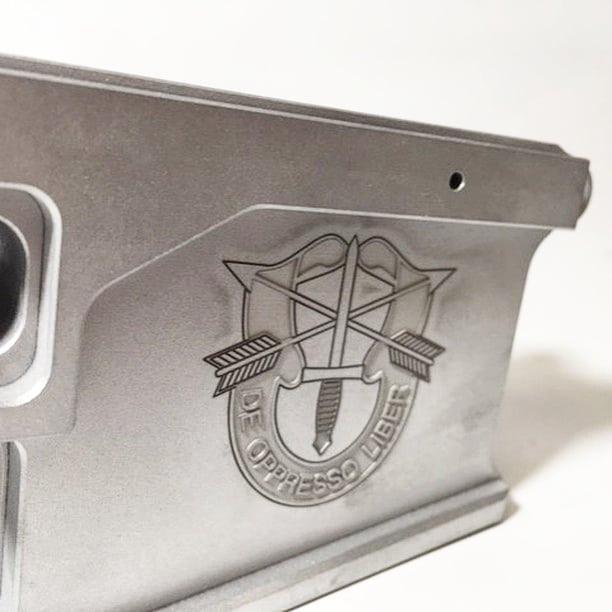 Rifle Engraving | Rochester, NY Firearm Engraver