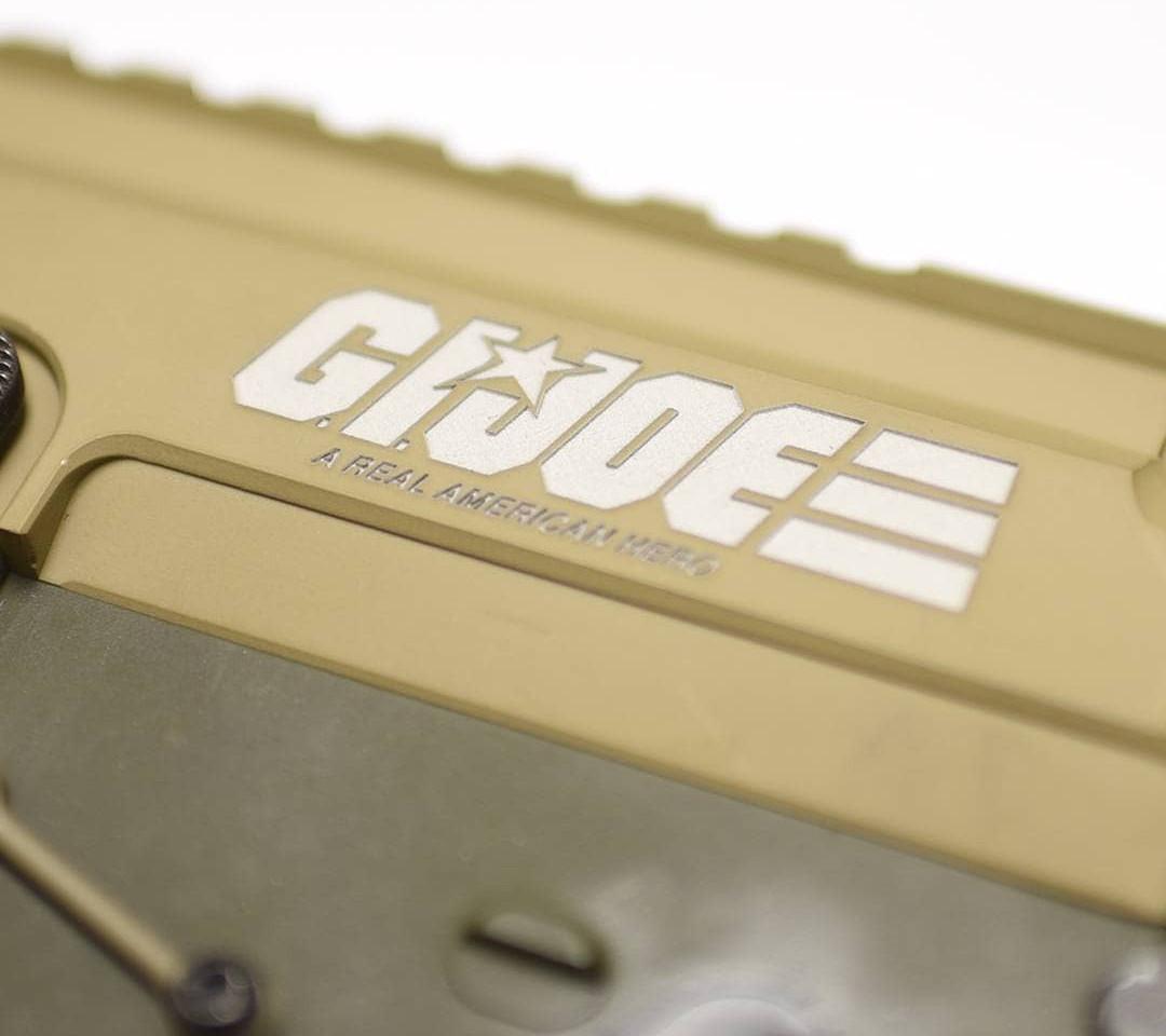 AR-15 Rifle Engraving