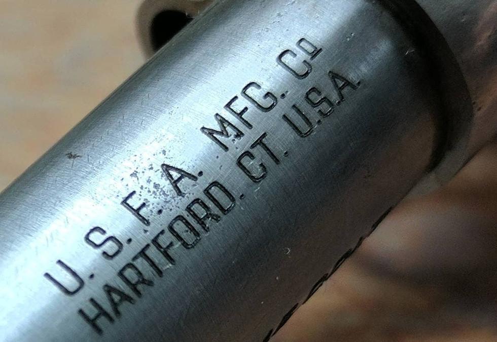 Gun Restoration | Revolver Engraving Restoration | Local Engraving Expert