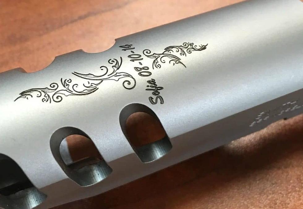 Slide Engraving | Webster, NY