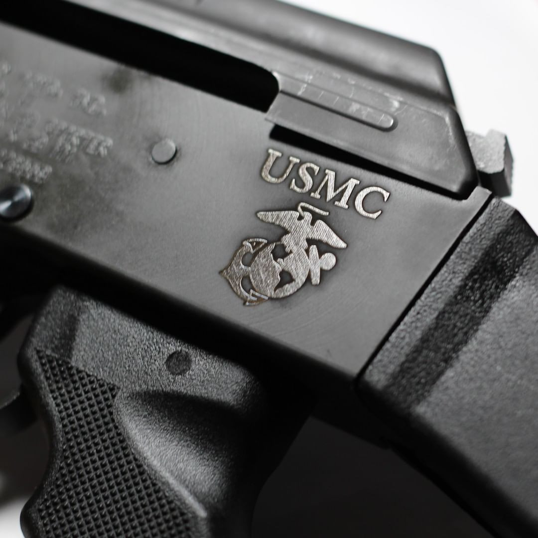 Rifle Engraving | Rochester's Most Trusted Firearm Engraver