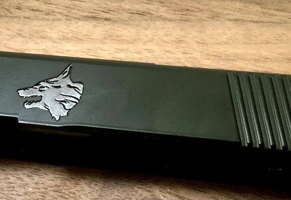 Rochester Local Engraver | Glock Engraving 14450