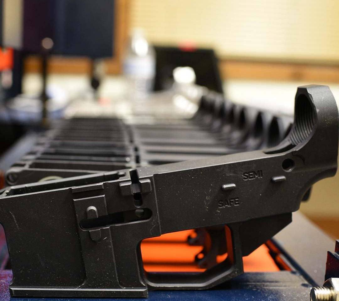 Rochester, NY Firearm Engraving - AR15 Engraving NFA