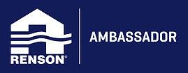 Logo for Renson ambassadører