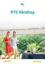 Somfy RTS håndbog forside