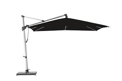 Billde af en sidehængt parasol fra Glatz