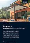 Sottezza teknisk brochure forside