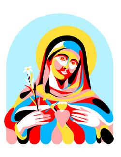 Nuestra Señora del Sagrado Corazon