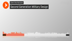 "UNPACKING ""Second Generation Military Design"""