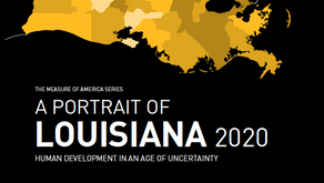 Portrait of Louisiana 2020