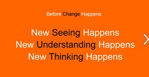 SenseMaking for ChangeMaking