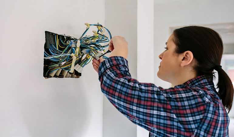 Electrical repairs at E-Electrical