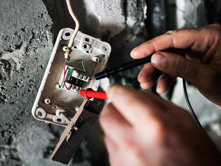 Electrical repairs: What are the different types?