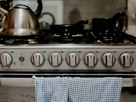 How to install an electric cooker