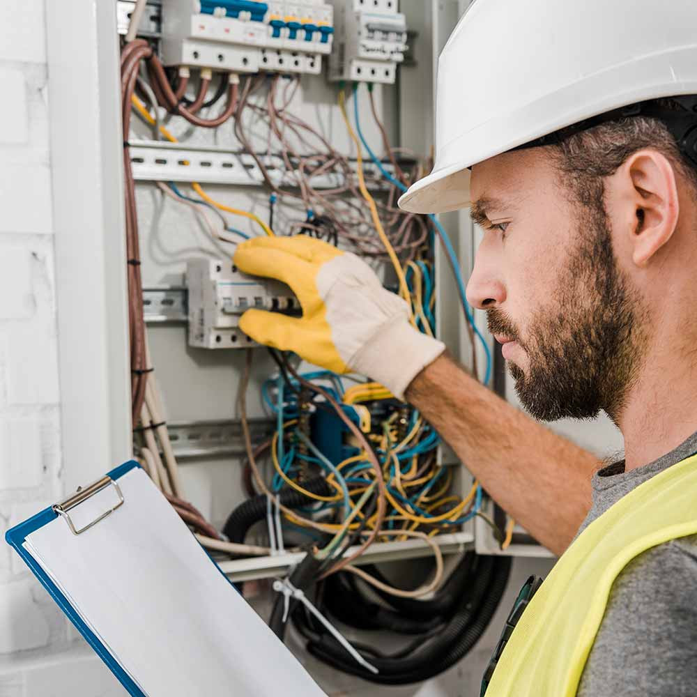 Electrical testing for landlords