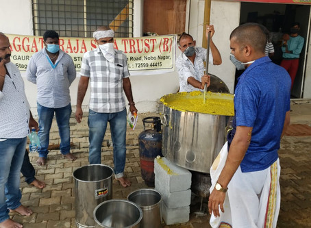 JPS Trust Food For Needy Program