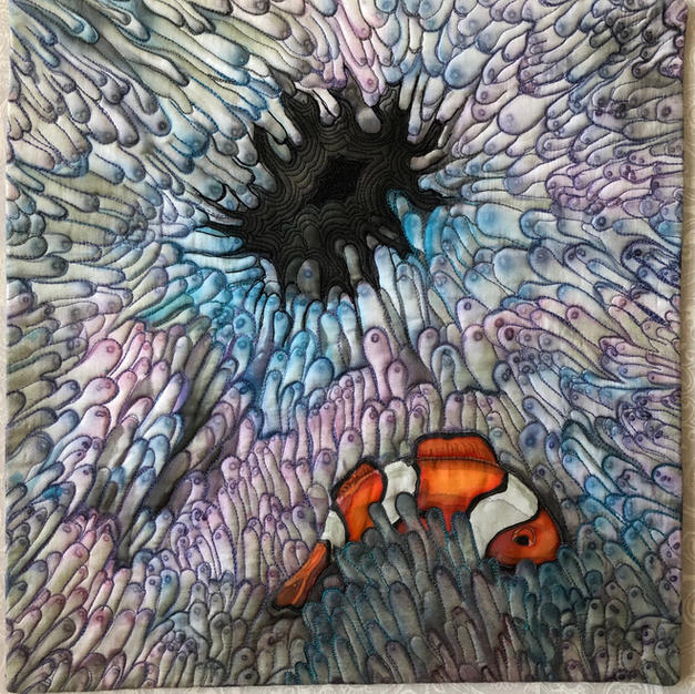 The Clown and the Anemone