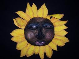 Sunflower Woman,  2015