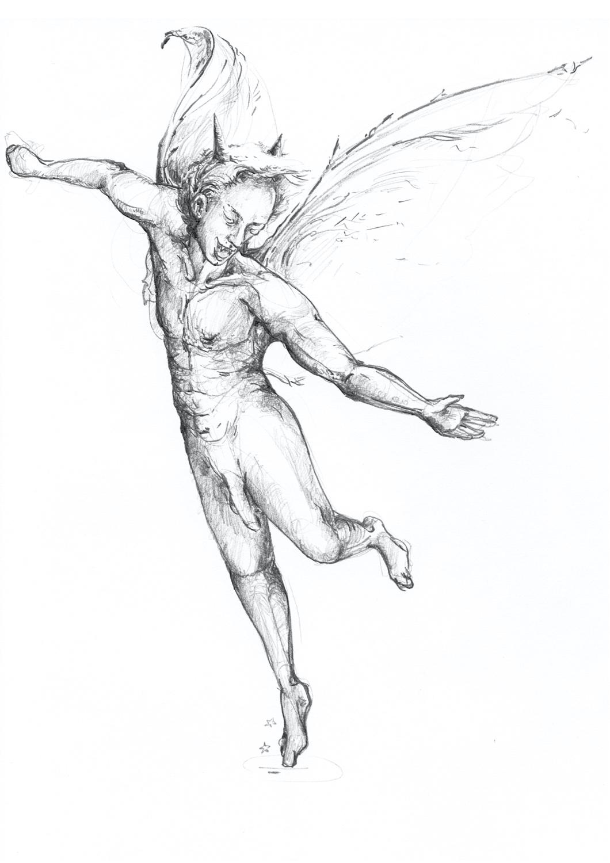 The Angel of Desire