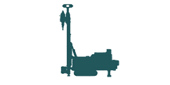 Drill rig Green - Blank background.png