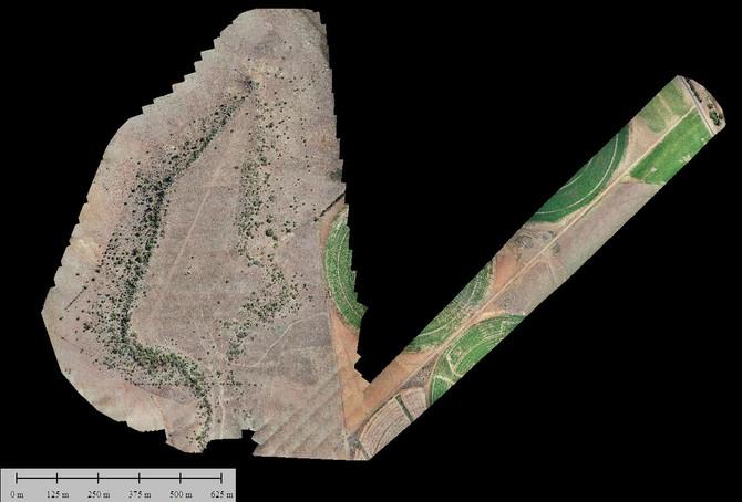 Western NSW Terrain Model