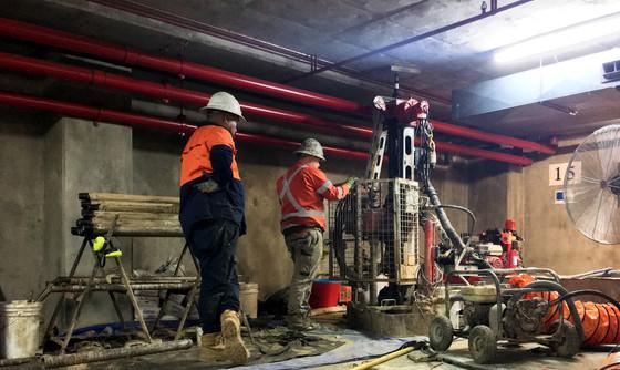 XC Underground in Melbourne