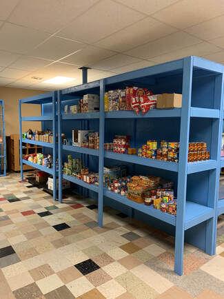 Food Pantry / Despensa de alimentos