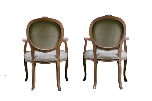Cream Vintage Chairs