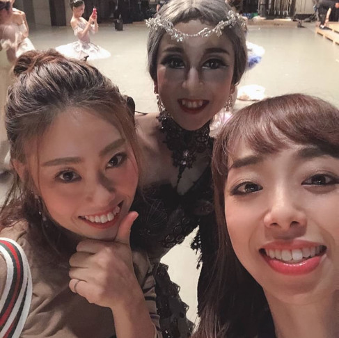 『MIYABIバレエスクールの発表会へ✨』