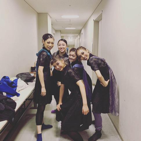 『佐々木美智子バレエスタジオ発表会終わりましたー!』