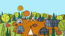 W1 Turtle Island Village Day