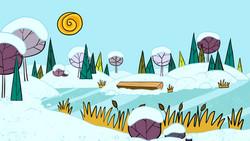 Y7_Frozen Lake Bench