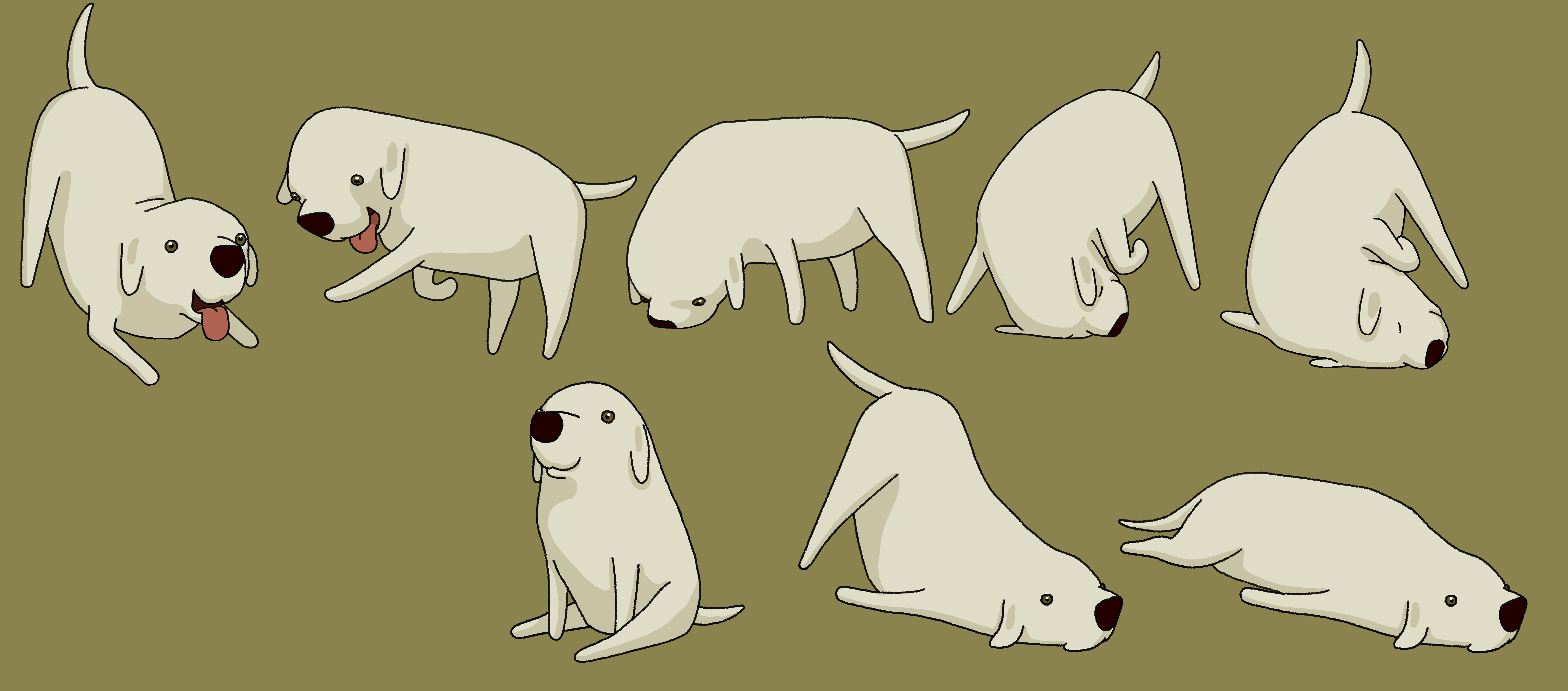 Dog _SpecialPoses