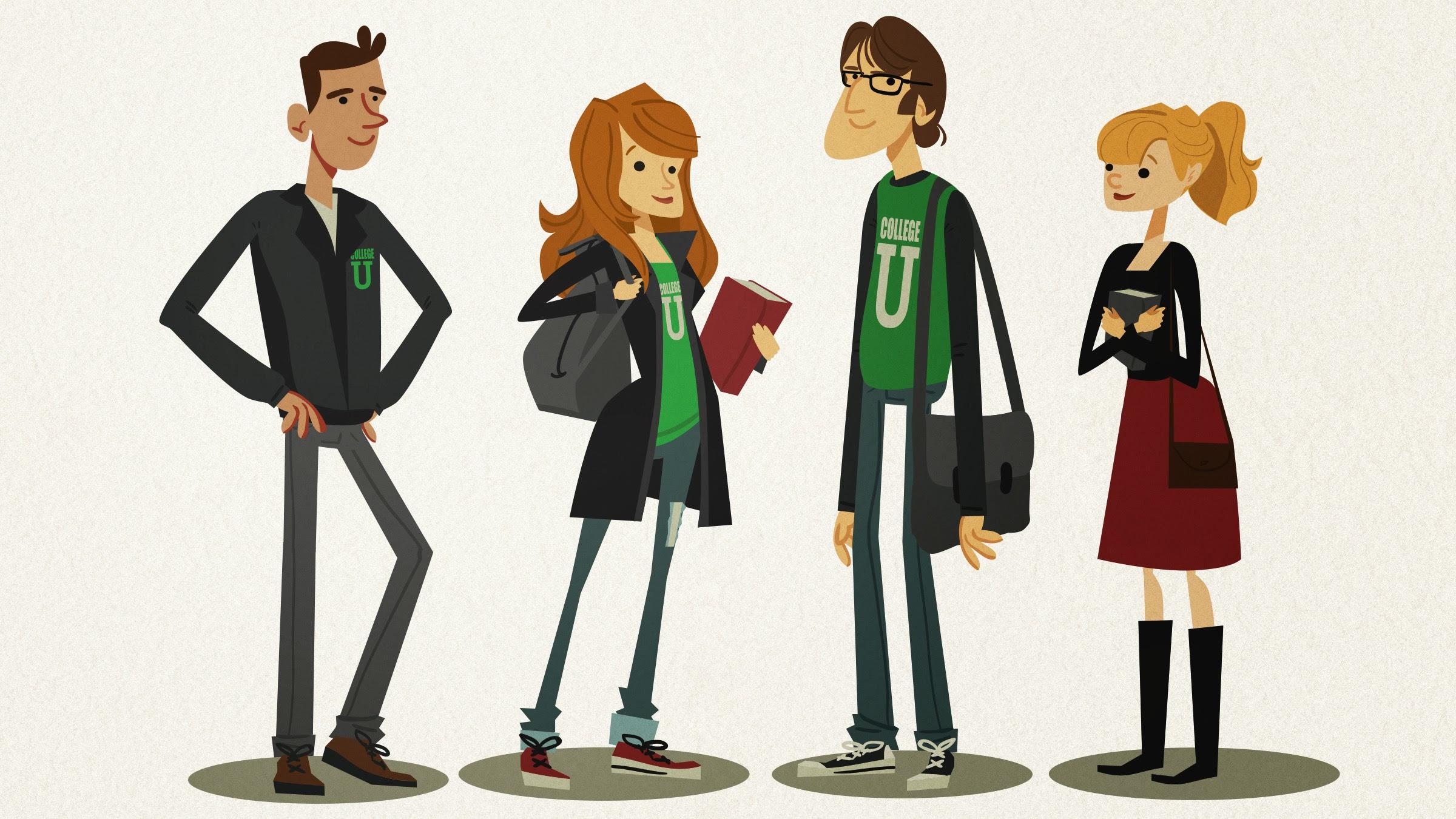 1 - students