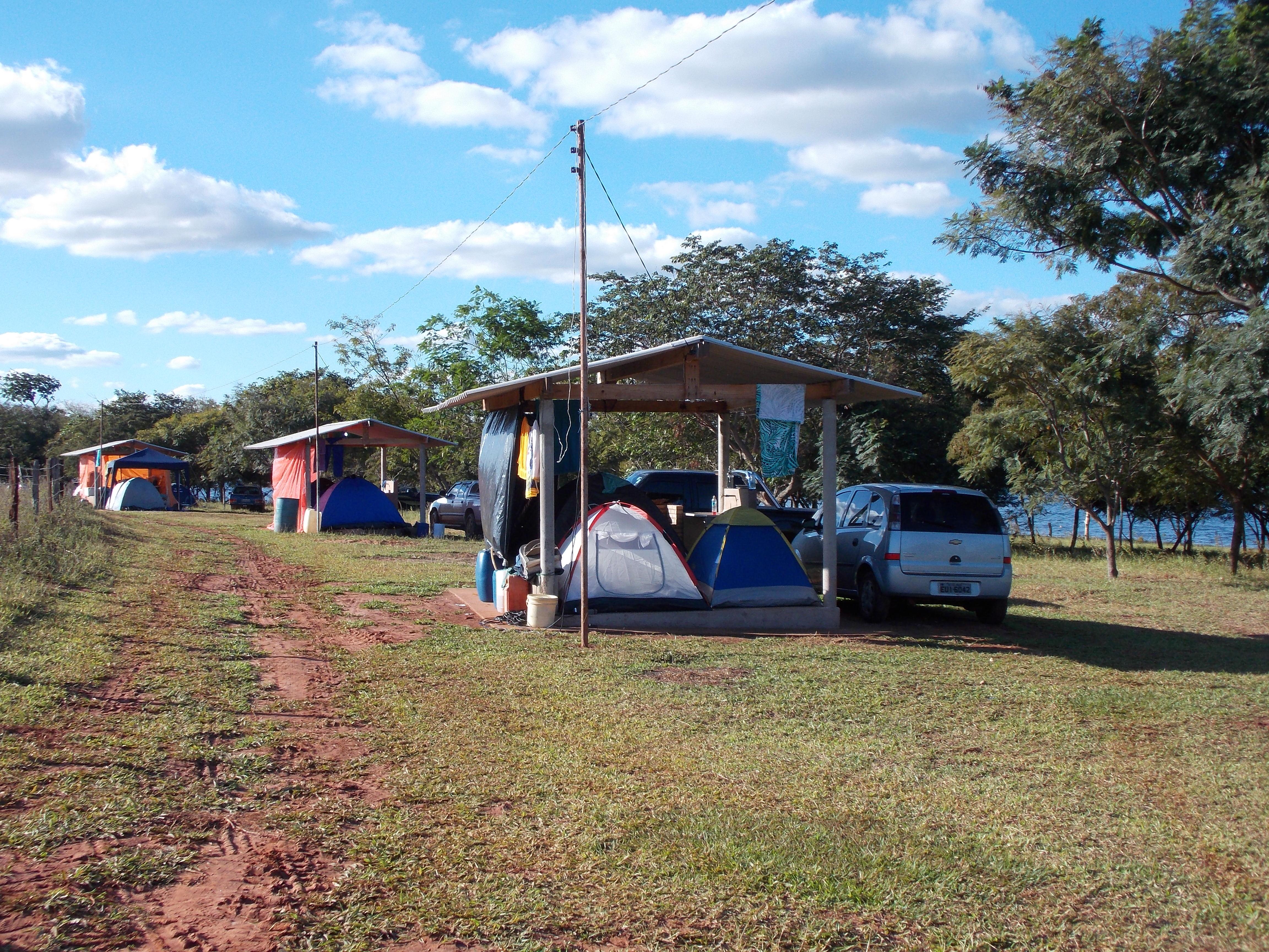 area de camp
