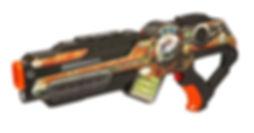 Lasergeweer verhuur Groningen