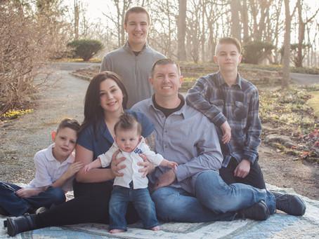 February in Ohio - The Wilburn Family